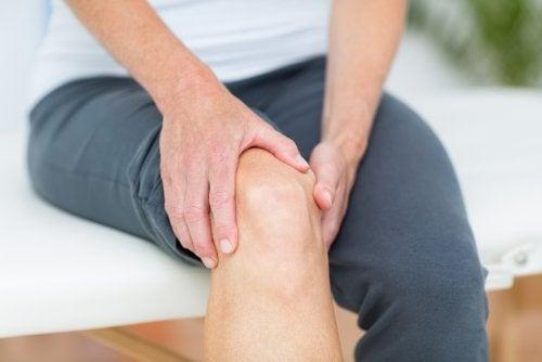 Surveillez votre poids pour avoir des genoux solides.