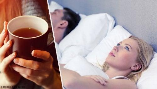 4 façons naturelles de traiter l'insomnie