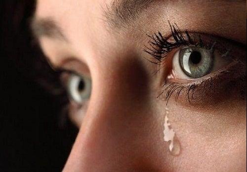 de pleurer