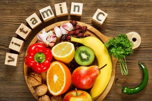 la vitamine C pour avoir un taux d'hémoglobine normal