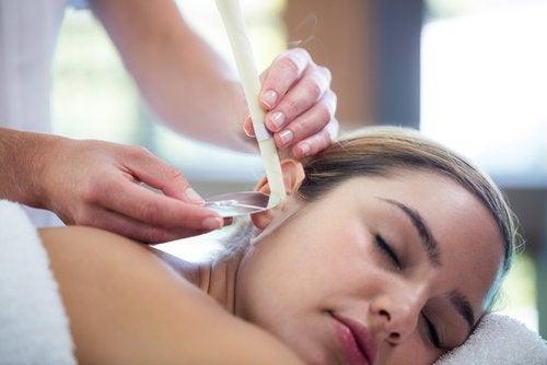 Découvrez les bougies Hopi pour nettoyer vos oreilles naturellement