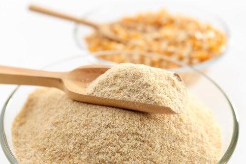 Le maïs fait partie des céréales complètes
