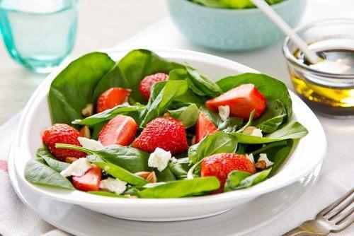 Le manque de fruits et de légumes