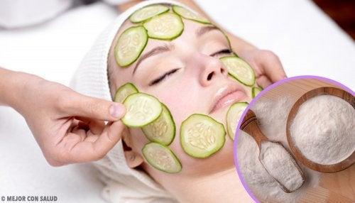 6 masques pour éliminer les impuretés du visage