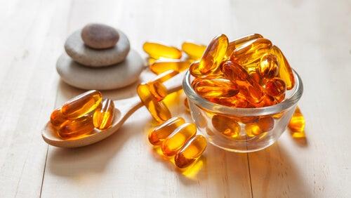 Les vitamines améliorent la mémoire.