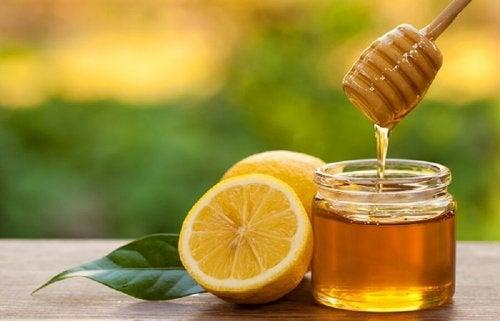 remède au miel pour renforcer le système immunitaire