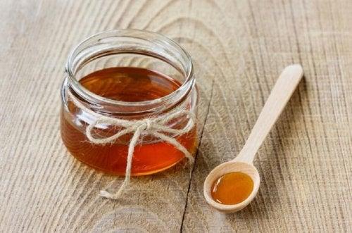 remède au miel contre les maux de tête