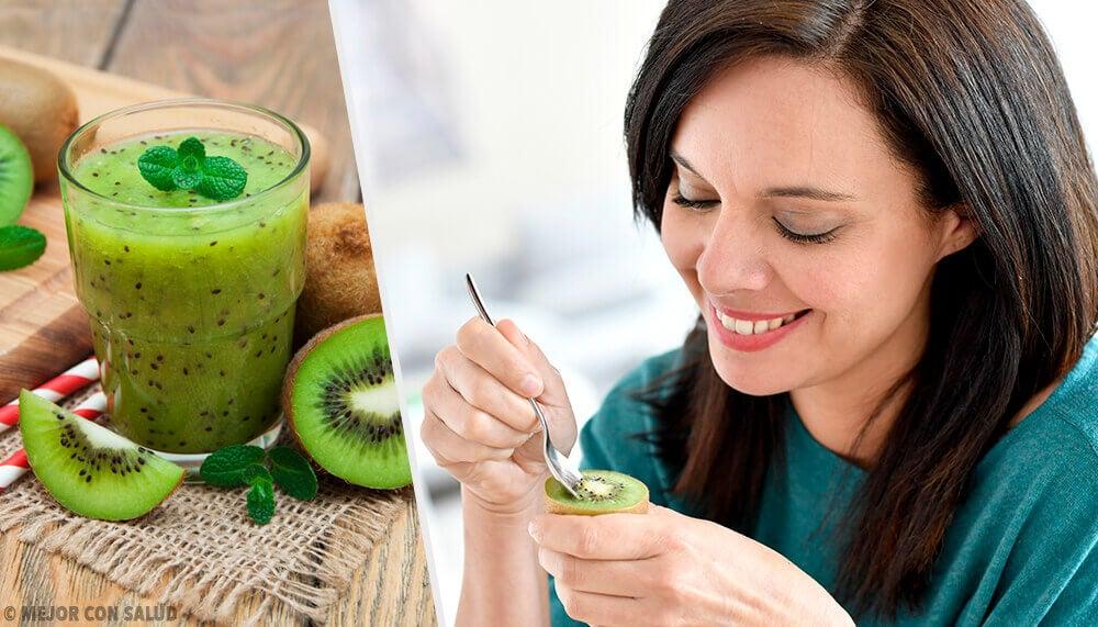 8 vertus du kiwi que vous devez connaître