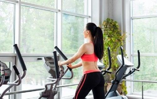 des exercices cardio longs et répétitifs ne favorisent pas la masse musculaire