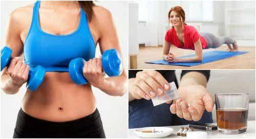 6 erreurs qui vous empêchent d'augmenter votre masse musculaire