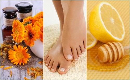 5 remèdes naturels pour traiter les ongles incarnés