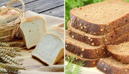 Pain complet ou pain blanc : la meilleure option