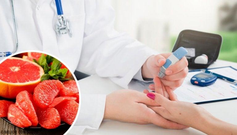 Comment utiliser le pamplemousse pour prévenir le diabète