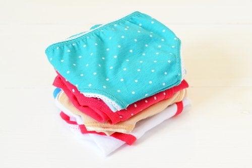 sous-vêtements en coton