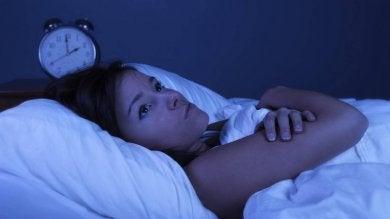 Problèmes de sommeil.