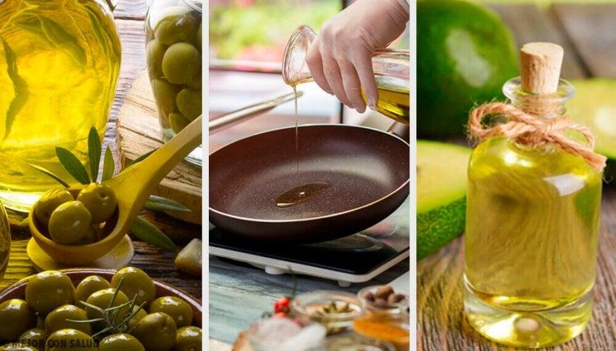 Quelle est l'huile la plus saine pour la friture ?