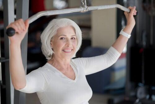 Combien de sport par semaine faut-il faire pour éviter les risques liés à l'âge