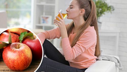 Essayez cette recette de jus de pomme et découvrez ses 8 bienfaits pour la santé