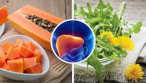 Remèdes naturels pour lutter contre l'inflammation du foie