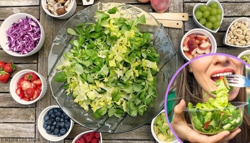 5 salades très nutritives et faciles à préparer
