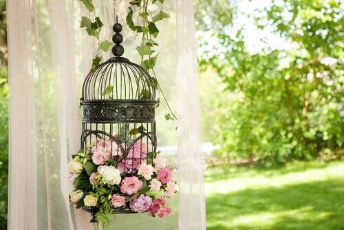 les cages pour un style vintage