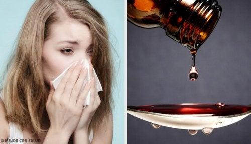 3 sirops que vous pouvez faire à la maison pour traiter la toux
