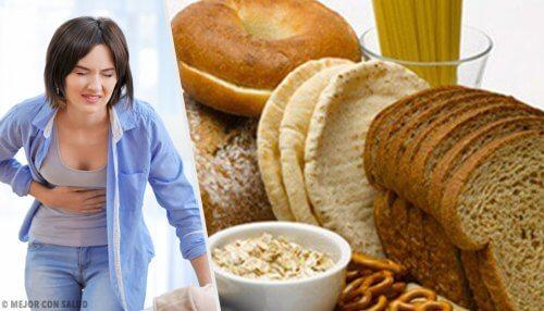 Connaître les symptômes de l'intolérance au gluten pour savoir comment les traiter