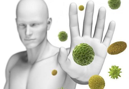 Inquiétude chronique et système immunitaire.