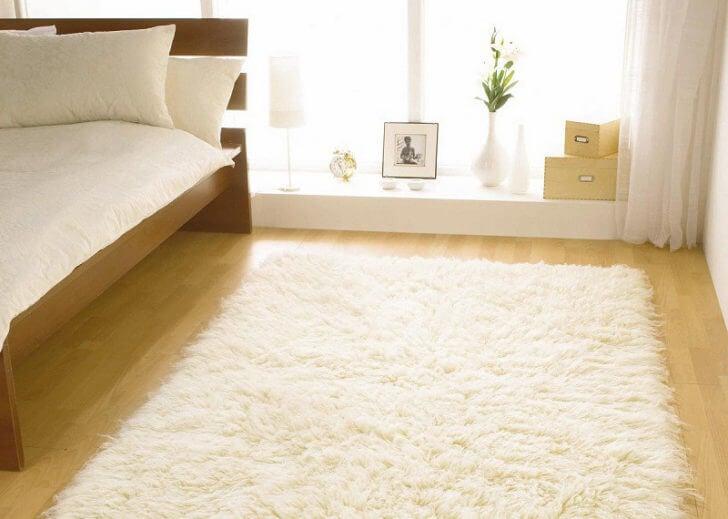 Installez des tapis chez vous.