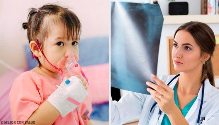 Le traitement de la pneumonie