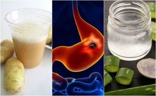 Accélérez le soulagement des ulcères grâce à ces 5 remèdes maison