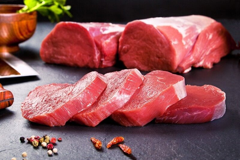 Les aliments d'origine animale