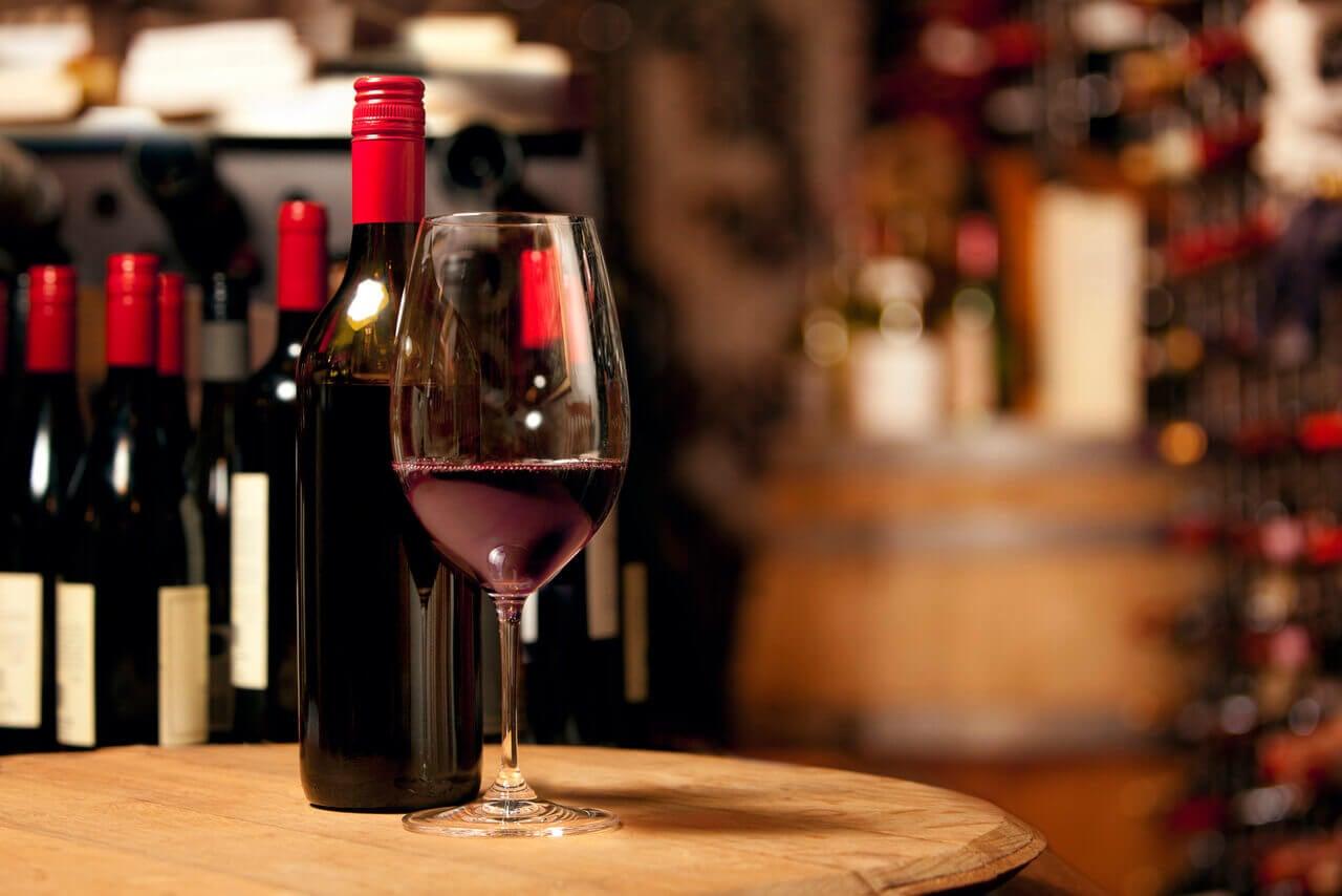 Le vin rouge pour avoir un cœur sain.