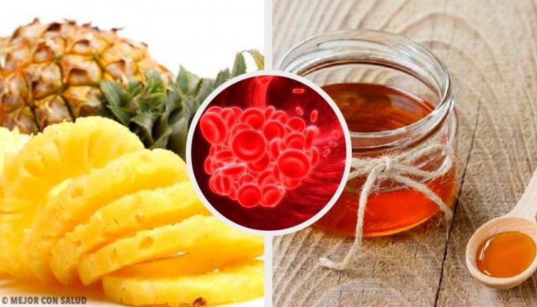 Plantes et aliments qui empêchent la coagulation du sang