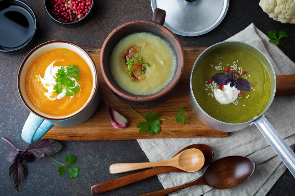4 soupes détox pour purifier votre organisme de façon délicieuse