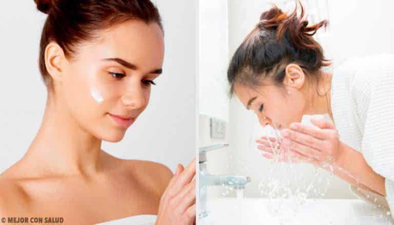 5 erreurs que vous faites en nettoyant votre visage qui vieillissent votre peau