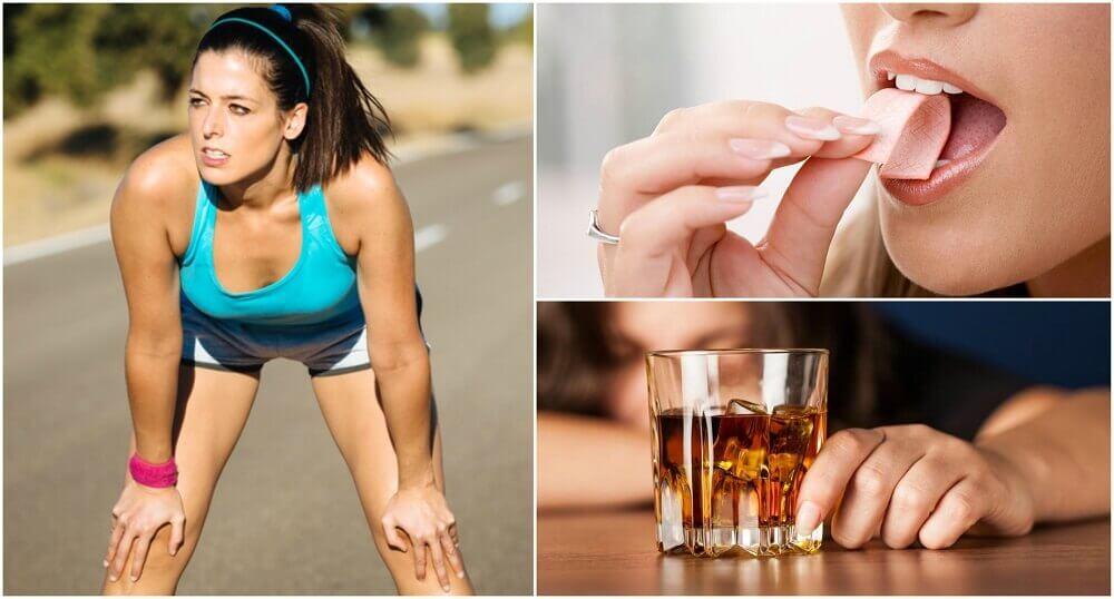 7 choses que vous devriez éviter de faire à jeun