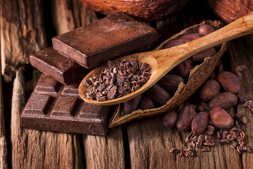 le cacao, aliment anti-âge