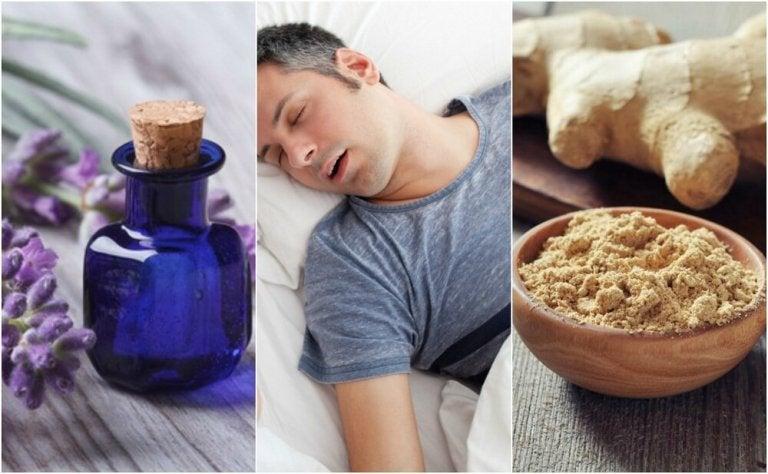 Combattre l'apnée du sommeil avec 5 remèdes naturels