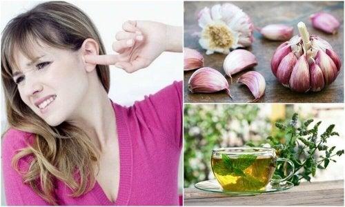 Comment calmer les acouphènes grâce à 5 remèdes d'origine naturelle