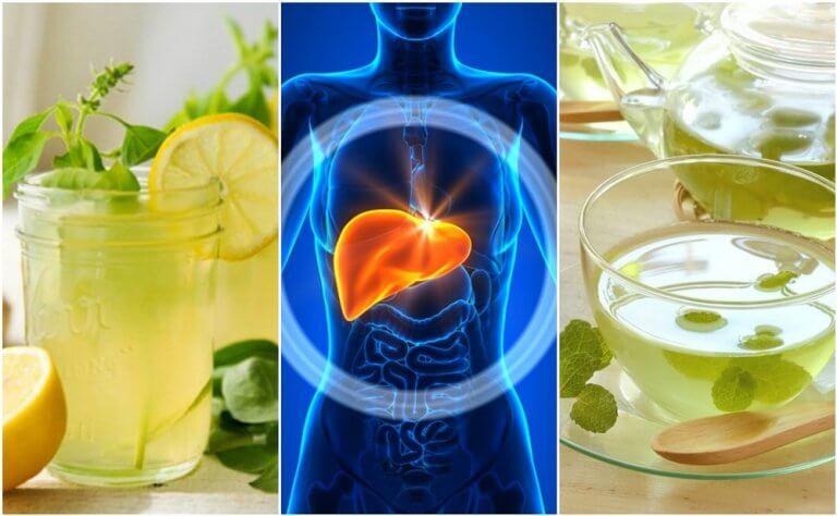 Nettoyez votre foie pendant le sommeil en buvant ces 5 boissons