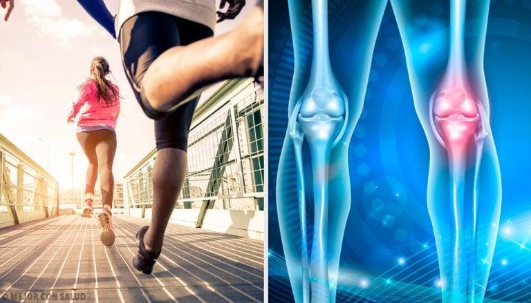 Les mauvaises habitudes qui vous font mal au genou
