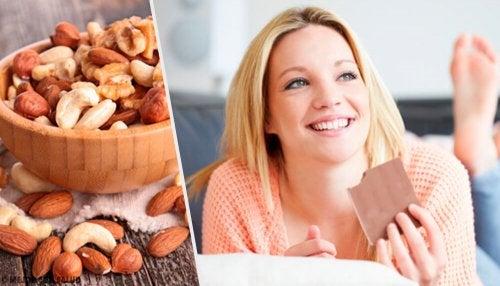 Des aliments pour améliorer l'humeur
