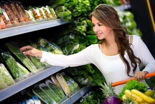Acheter des produits de saison pour manger sainement