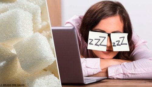 Aliments qui favorisent la fatigue et ceux qui donnent de l'énergie