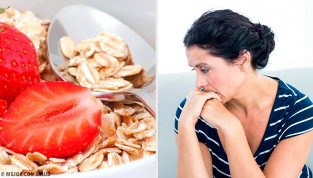 5 aliments sains qui calment l'anxiété de manger