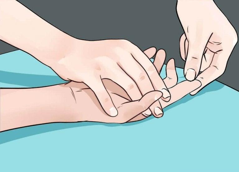 9 problèmes de santé signalés par l'aspect des mains