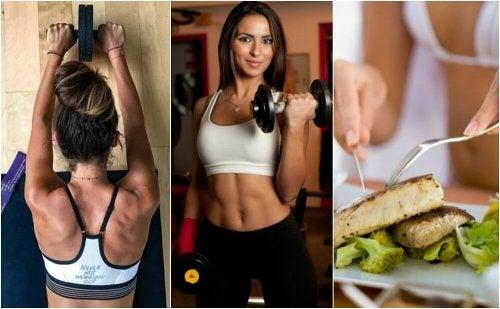 5 astuces pour augmenter la masse musculaire et brûler les graisses