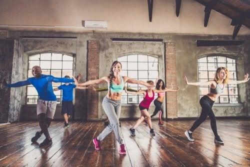 La Cardio Dance pour améliorer la condition physique