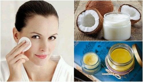 Préparez votre propre crème démaquillante avec 3 recettes maison